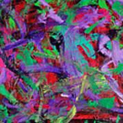 Greenhouse Gust Art Print