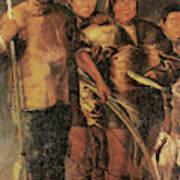 Greenlanders, 1654 Art Print