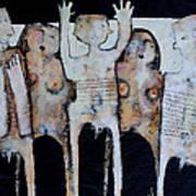 Grego No.3 Art Print by Mark M  Mellon