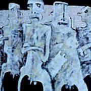Grego No.4 Art Print