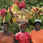 d9dc5bb05af Grenadian Women Carrying Fruit On Their Heads