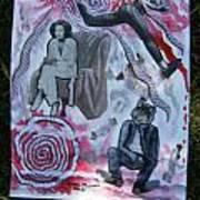 Greta And Sam Art Print