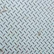 Grey Iron Industrial Floor As Background Art Print