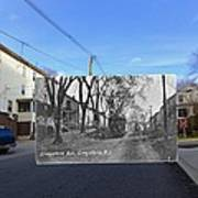 Greystone Avenue In North Providence Rhode Island Art Print