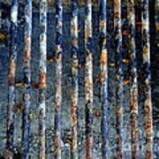 Grill Abstract Art Print