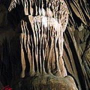 Grotte Magdaleine South France Art Print