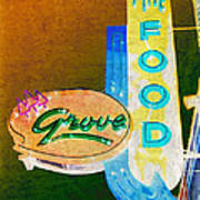 Grove Fine Food Var 3 Art Print