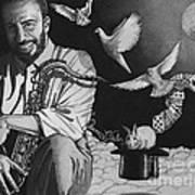 Grover Washington Jr Art Print