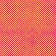 Grunge Halftone Background. Halftone Art Print