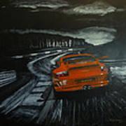Gt3 @ Le Mans #2 Art Print