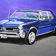 Gto 1965 Art Print