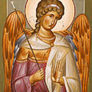 Guardian Angel Art Print by Julia Bridget Hayes