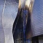 Guggenheim Museum Exterior Art Print