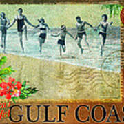 Gulf Coast Art Print