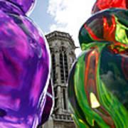 Gummy Bears Still On Tour Art Print