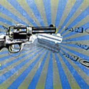 Gun 17 Art Print