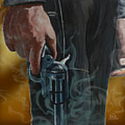 Gunfighter Art Print