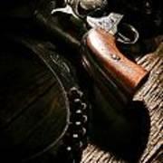 Gunslinger Tool Art Print