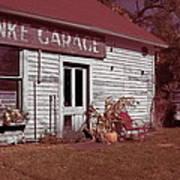 Gus Klenke Garage Art Print
