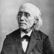 Gustav Theodor Fechner Art Print