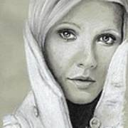 Gwyneth Paltrow Art Print