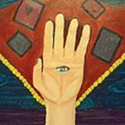 Gypsy Divinations Art Print