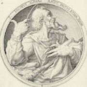 H James The Less, Zacharias Dolendo, Jacob De Gheyn II Art Print