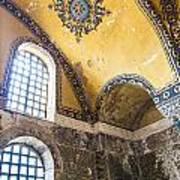 Hagia Sofia Interior 14 Art Print
