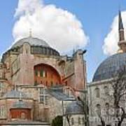 Hagia Sophia 02 Art Print