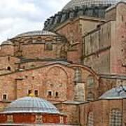 Hagia Sophia 04 Art Print