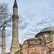 Hagia Sophia 07 Art Print