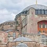 Hagia Sophia 10 Art Print