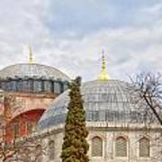 Hagia Sophia 11 Art Print