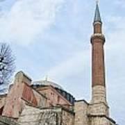 Hagia Sophia 14 Art Print