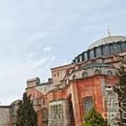 Hagia Sophia 17 Art Print