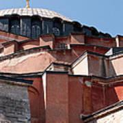 Hagia Sophia Angles 02 Art Print