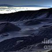 Haleakala Crater Hawaii Art Print