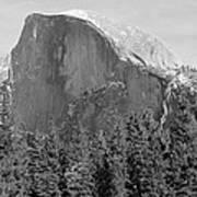 Half Dome Yosemite Art Print by Heidi Smith