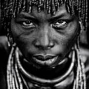 Hamar Woman Art Print
