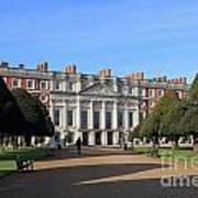 Hampton Court Palace England Art Print