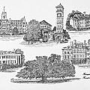 Hampton Institute Art Print