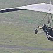 Hang Glider 2 Art Print