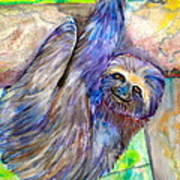 Hang In There Art Print by Debi Starr