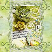 Happy Easter 3 Art Print