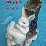 Happy Easter Card 7 Art Print
