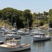 Harbor Views Art Print