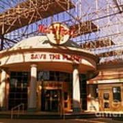 Hard Rock Cafe At Union Station Art Print
