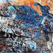 Hare 682 -marucii Art Print