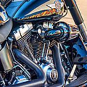 Harley Davidson 2 Art Print