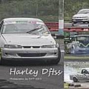 Harley Dftss Art Print